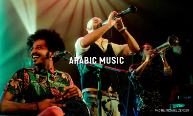 arabic music band